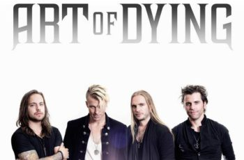 art of dying band 2016