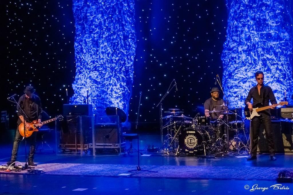 beth hart drummer