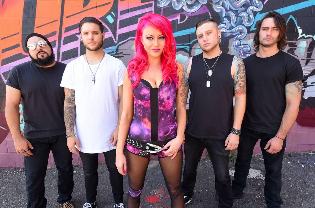 Kaleido Interview, CHRISTINA CHRISS Detroit Rock Band | 2017-03-21