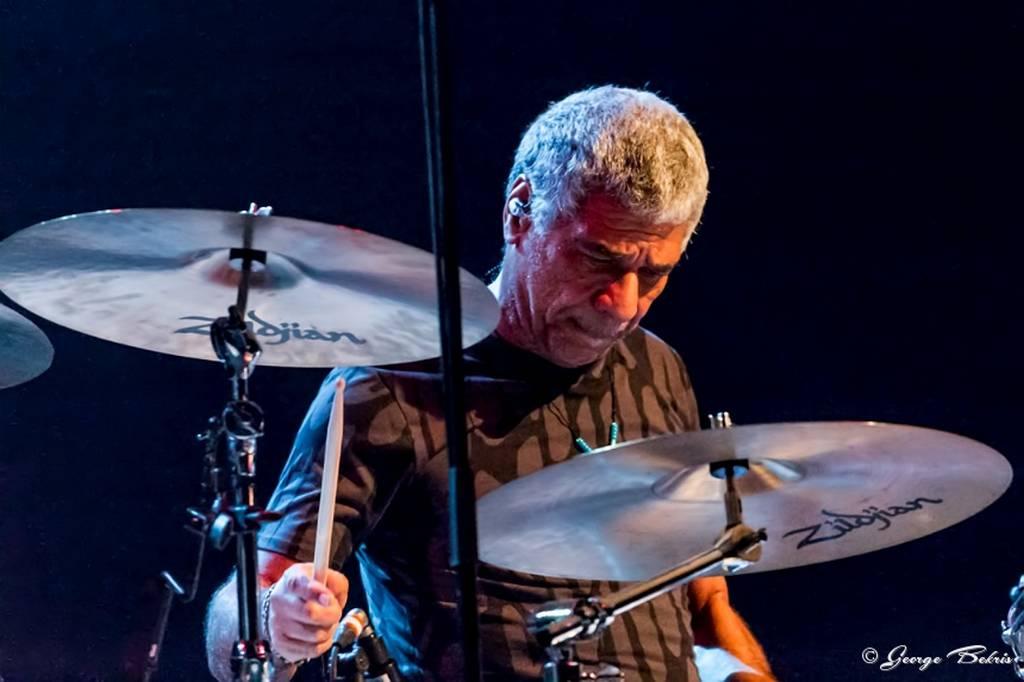 Steve Winwood drummer live