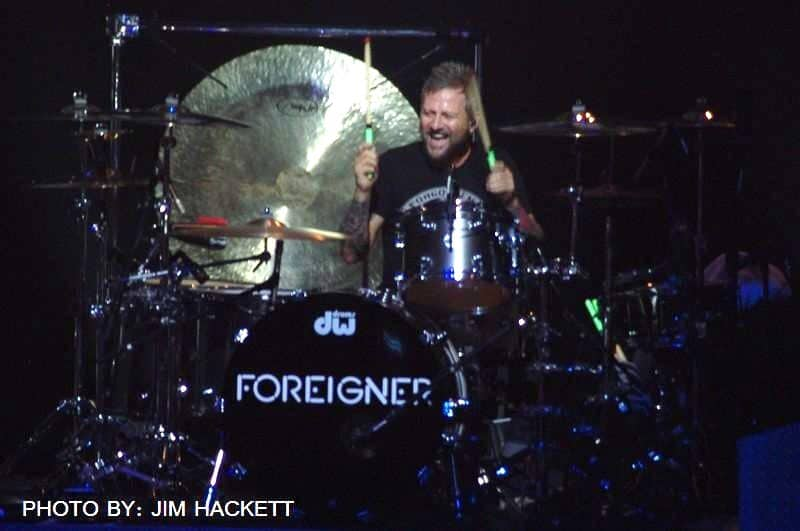 Foreigner live at the Grand Theater in Mashantucket