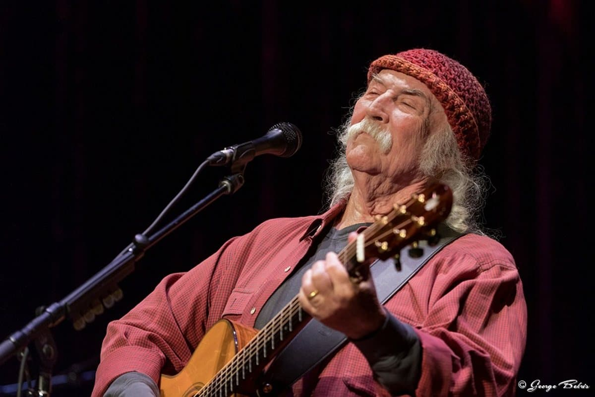 David Crosby and Friends The Garde Arts Center 2017