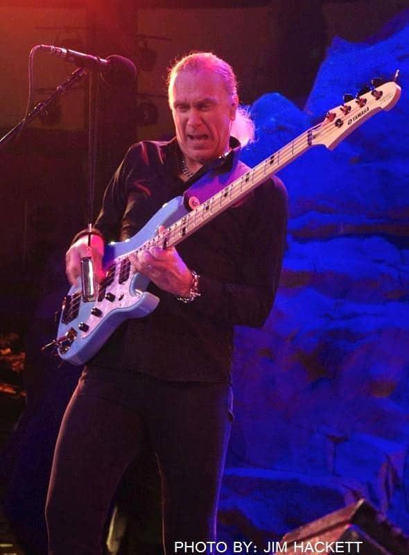 Billy Sheehan live