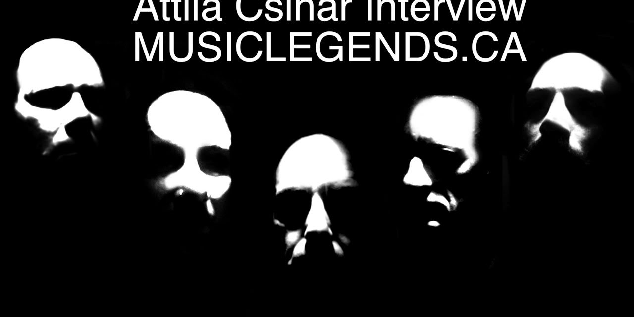 Attila Csihar Interview: MAYHEM: 2017-09-28 : AUDIO