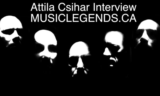 Attila Csihar Interview: MAYHEM: 2017-09-28 : AUDIO