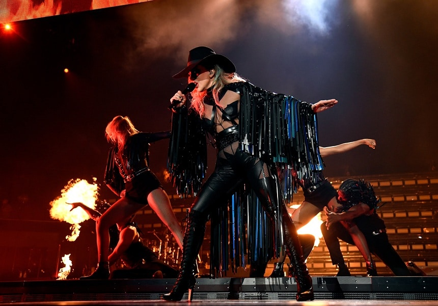 Lady Gaga Joanne World Tour Mohegan Sun (2017-11-09)