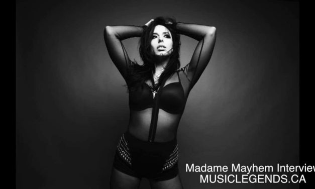 Madame Mayhem Interview : 2017-11-21