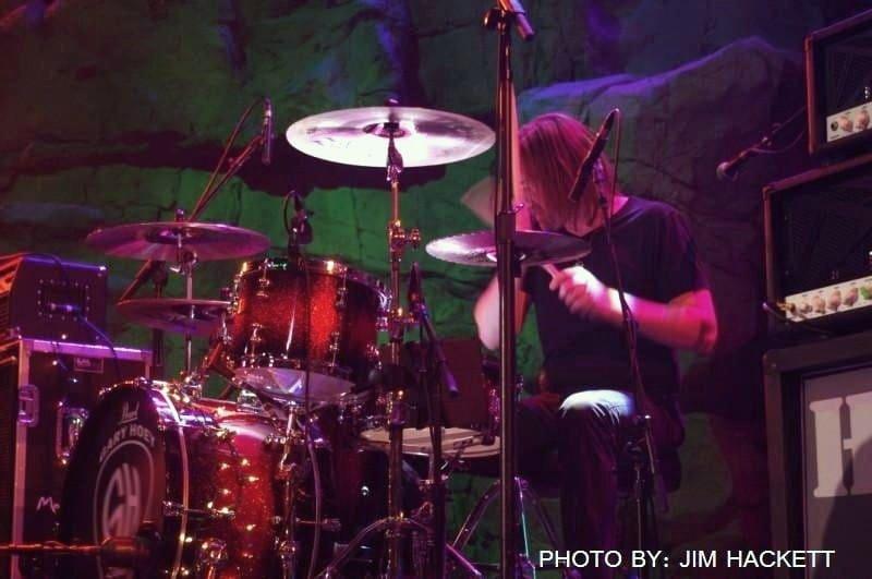 gary hoey drummer
