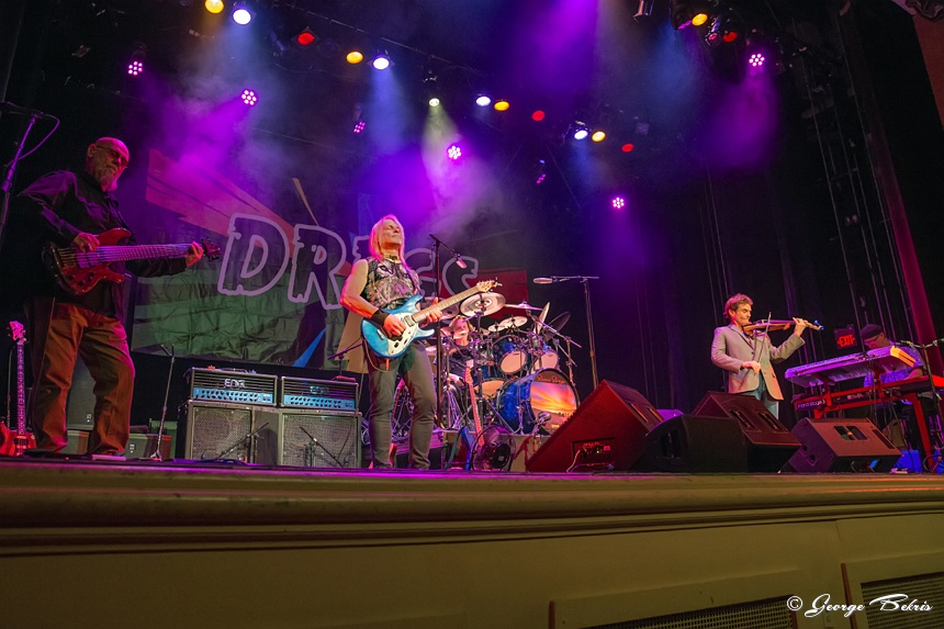 Dixie Dregs Dawn of the Dregs Tour Ridgefield Playhouse (2018-03-14)