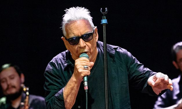 Eric Burdon and The Animals: Lynn Memorial Auditorium 2018 (Review)