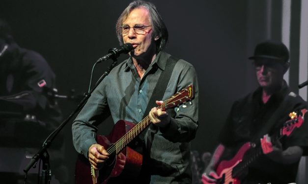 Jackson Browne: Providence Performing Arts Center 2018 (Review)