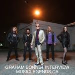 Graham Bonnet Interview 2018