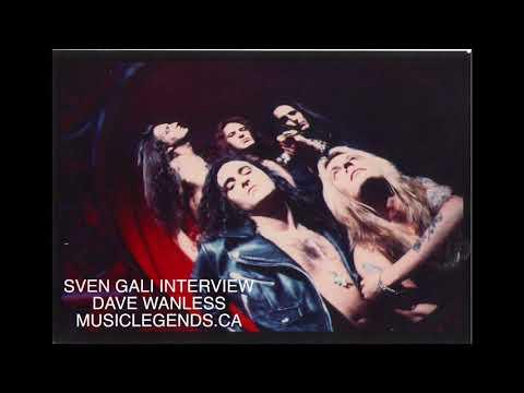 Sven Gali Interview: Dave Wanless