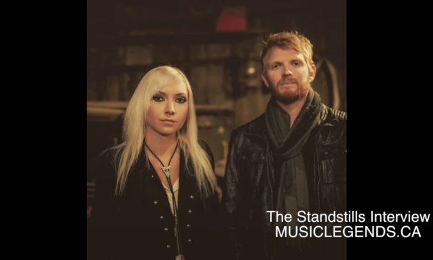 The Standstills Interview: Jonny Fox and Renée Couture 2018