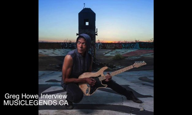 Greg Howe Interview