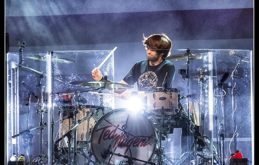 Jason Hartless Interview – Ted Nugent Drummer