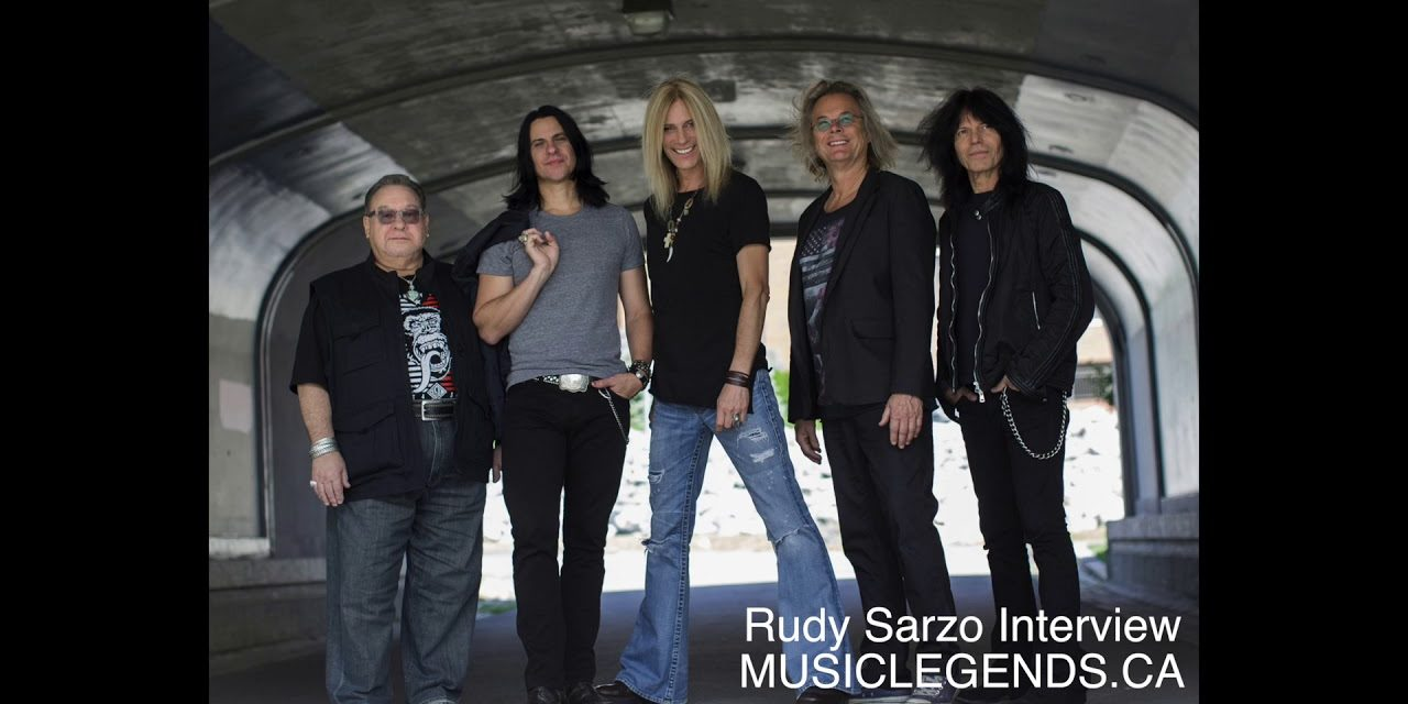 Rudy Sarzo Interview   The Guess Who   2018